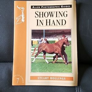 Horse Book - Showing In Hand